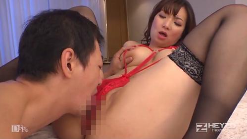 高橋美緒 - 完熟グラマラスボディ~吸い付くねっとり花弁~